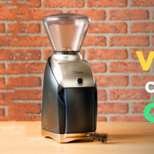 Baratza Virtuoso Coffee Grinder Review: Quest for The Perfect Cup