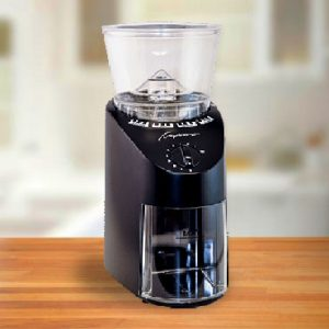 steel capresso grinder stainless grinders infinity abs buy finish coffee jura conical black burr plastic