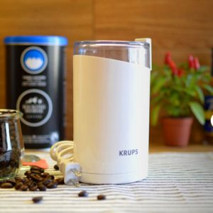 Krups F2037051 Blade Coffee Grinder Review: Compact & Powerful Machine