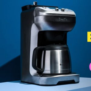 Breville Grind Control Coffee Maker Reviews: The BDC650BSS Grinder