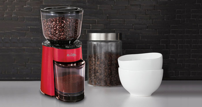 Mr. Coffee BVMC-BMH23 Automatic Burr Grinder Mill Review