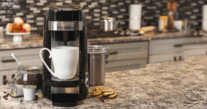 Hamilton Beach 49995 FlexBrew Single Serve Coffeemaker Review