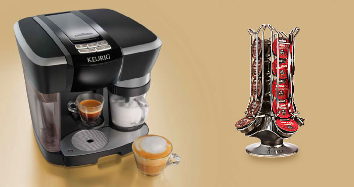 The Keurig Rivo Cappuccino and Latte System Review (2021)